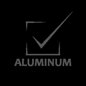 Aluminum Repair Capable